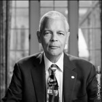 "<b>Julian Bond</b><br/> Doug Knutson (LC '84) (Photography, 2005)<a href=""//farm6.static.flickr.com/5213/5490357668_e3273238ee_o.jpg"" title=""High res"">∝</a>"