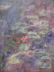 Claude Monet (rocor) Tags: newyork museum triptych moma waterlilies claudemonet mrssimonguggenheimfund