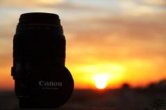 Canon () (عفاف المعيوف) Tags: sunset canon غروب عدسة كانون canonef100mm28macrousm نمط