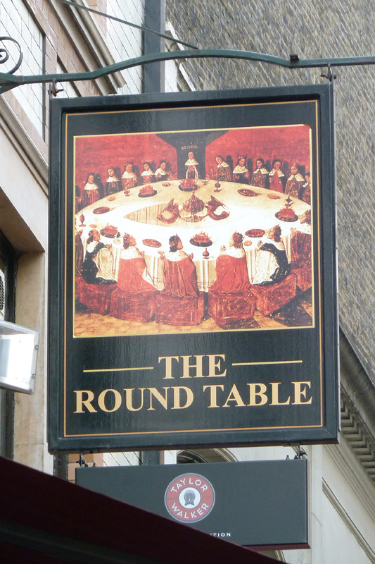 Round Table, London WC2