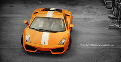 "Lamborghini Gallardo LP550-2 orange borealis ""Balboni"" Edition (Tareq Abuhajjaj 