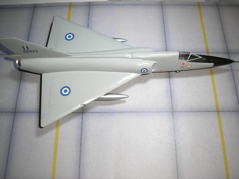 Les deltas Hellènes [ Convair F-106 Delta Dart Hasegawa 1/72 ] 5498176416_84112c1260_o