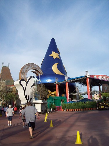 Champion 5k March 5, 2011 Hollywood Studios Disney World FL