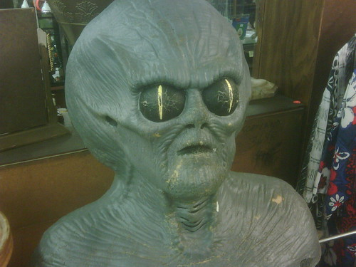 I did not buy this... Alien Head