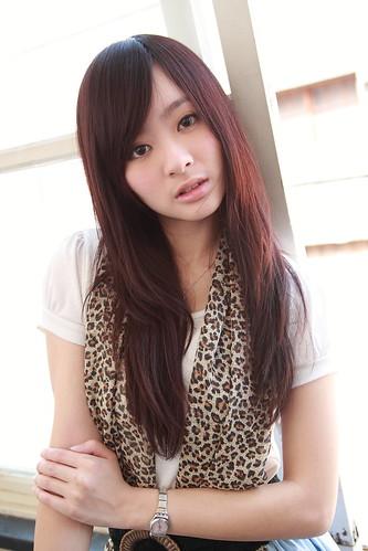 [フリー画像] 人物, 女性, アジア女性, 201103242100