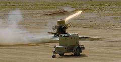 Rapier firing with HGI generator