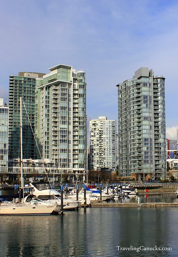 Yaletown Harbour on False Creek, Vancouver