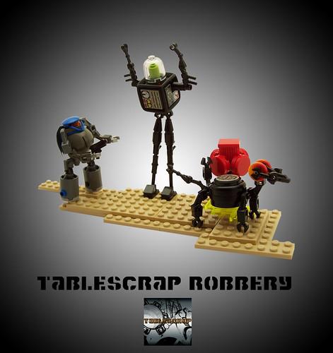 Tablescrap Robbery
