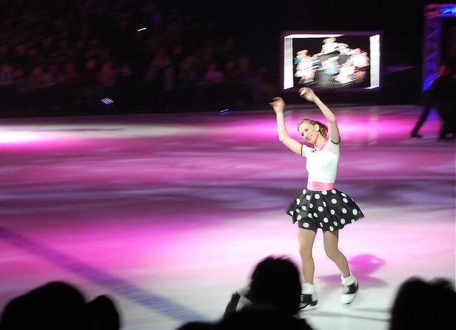 Joannie Rochette - Stars On Ice
