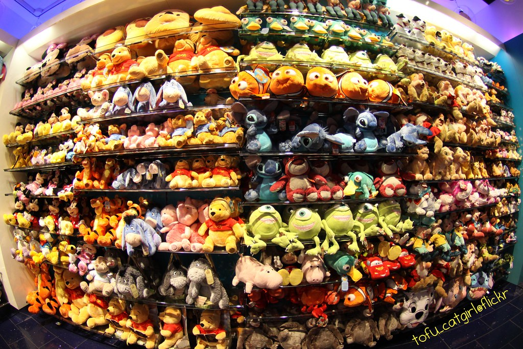 Disney Teddies!!  -  Explored!!!