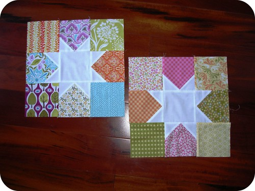 Do. Good Stitches - March Blocks