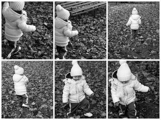 Vicky al parco