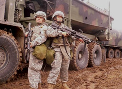 WHM115: Rocio Villanueva (U.S. Department of Veterans Affairs) Tags: afghanistan war iraq wwi wwii vietnam desertstorm womenshistorymonth femaleveterans