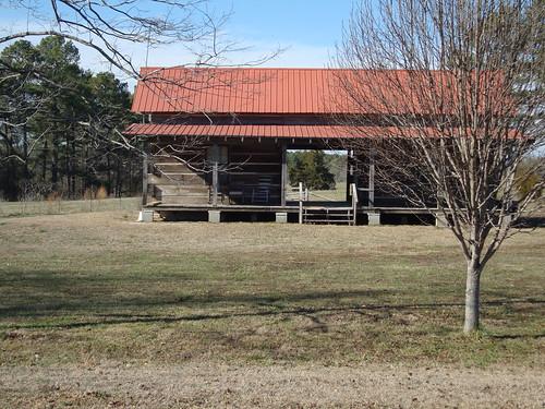 Dogtrot House, Winston County AL