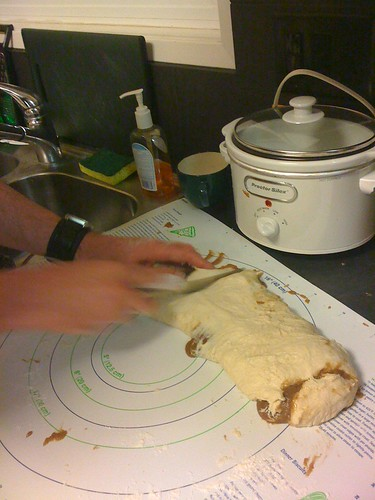 cinnamon buns (process 01)