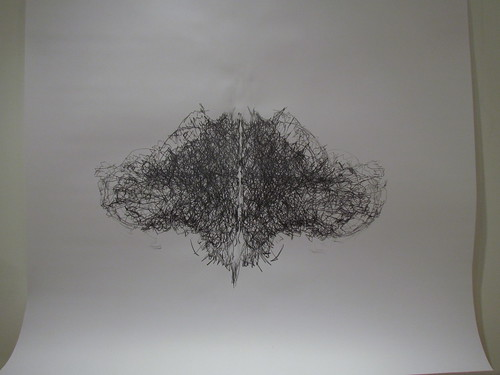 work by Tony Orrico