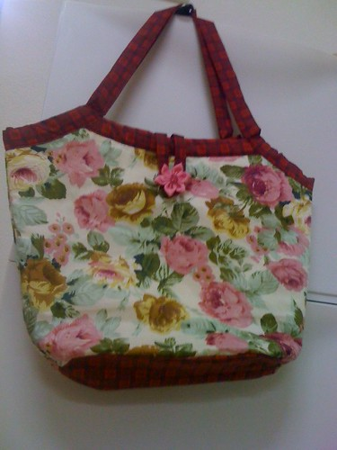 Sew Along Reversible Bag