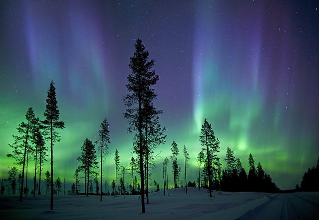 kiruna aurora