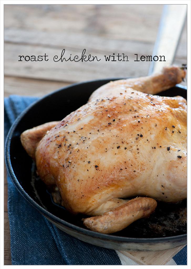 w4 simple roast chook