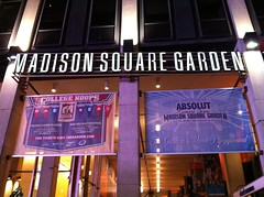 Madison Square Garden (by: Matt Ortega, creative commons license)