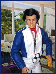 2008 Speed Racer Ken Doll (HeatherS*) Tags: speedracerken