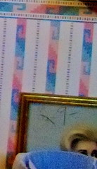 Hiding, Marked-Down, Lovely, Doe-Eyed Woman (Chic Bee) Tags: wallpaper woman southwest texture motif beautiful beauty effects gold golden waiting basket eyelashes frame blonde mascara lovely elegant hiding gilded gilt doeeyed markeddown isawyoufirst southwestmotif lovelyhiding