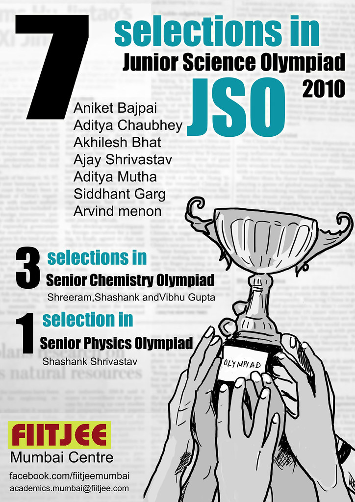 The World's Best Photos of fiitjee and poster - Flickr Hive Mind
