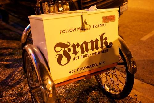 Austin: Frank