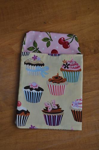 Cupcake Book ~ Bag