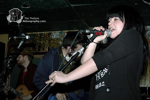 The Thetans - March 10th 2011 - Gus' Pub - 01