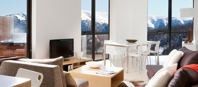 Quay West Resort & Spa Falls Creek 3 Bedroom Apartment