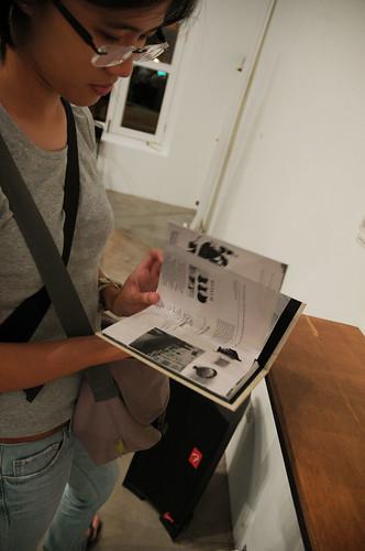 Emerging Curators Show 2011 - Excerpts, 2008-10