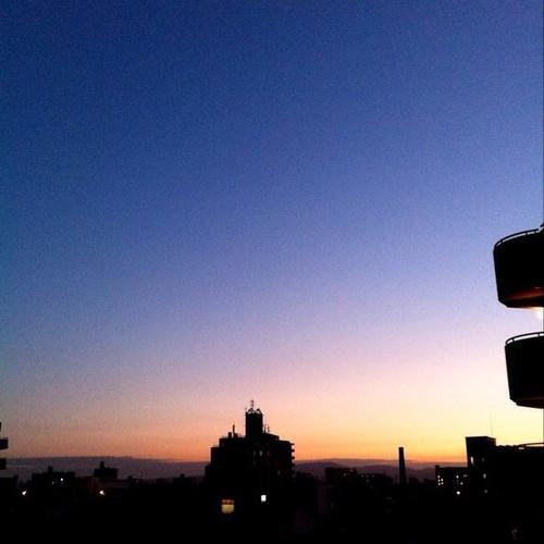 今日の写真 No.134 – 昨日Instagramへ投稿した写真(3枚)/iPhone4 + Photo fx、CAMERAtan