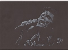 Cliff Richard (vincepearce) Tags: celebrity art pencil sketch drawing cliffrichard