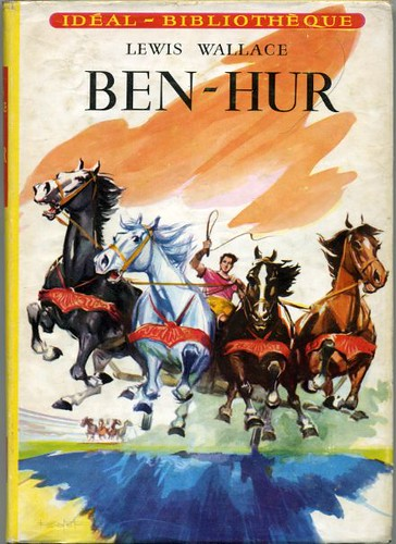 Ben-Hur, by Lewis WALLACE