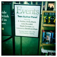 NYC Teen Author Festival 2