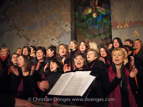Freysing Larks in Concert