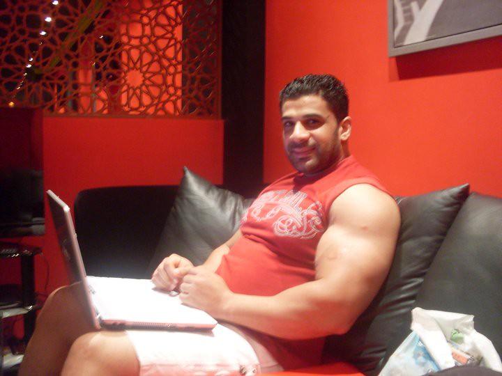 Gay Arab Muscle