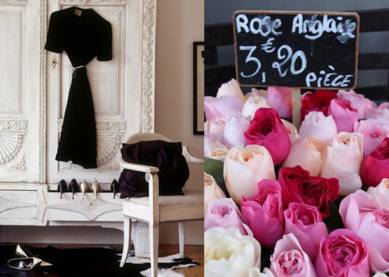 Black and pink inspiration