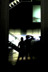 Big Mirror (C_MC_FL) Tags: vienna wien light people woman man male silhouette female canon photography eos austria mirror licht sterreich big couple fotografie leute spiegel pair paar surreal mq mann persons frau tamron spiegelung halle gros museumsquartier personen mirroring kontur umriss 18270 60d b008 gettyimagessalq1