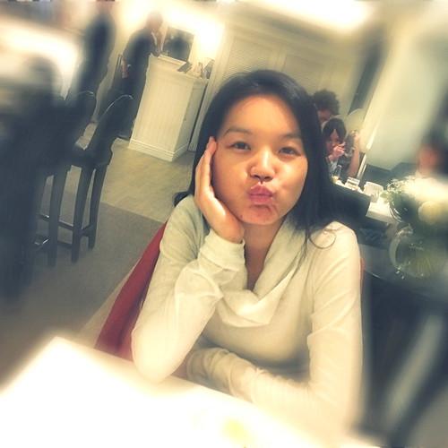 Wendy於DAZZLING CAFE_1