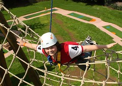 #ropescourse solution for #Leisure industry. Low staffing, high customer satisfaction http://j.mp/2c3AJ4y (Skywalker Adventure Builders) Tags: high ropes course zipline zipwire construction design klimpark klimbos hochseilgarten waldseilpark skywalker