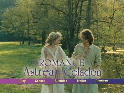 The Romance of Astrea and Celadon Film Still
