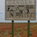 On the way to Coober Pedy. SA. Australia