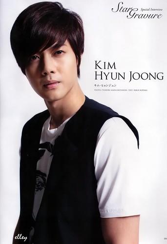 Kim Hyun Joong Haru Hana Japanese Magazine Vol.003 hh2