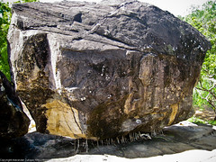 Большой камень