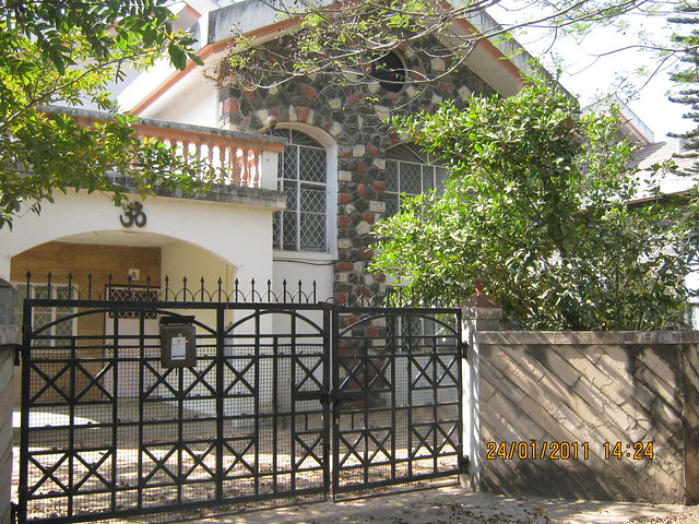 A bungalow in Ram Indu Park, Baner, Pune 411 045