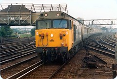 50022 (bluelocos) Tags: br blue diesel loco class 50 clapham junction anson hoover
