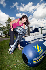 Yamaha Portable Outboard (Tripp Creative Photography) Tags: portable commercial yamaha zodiac outboard advertisingphoto