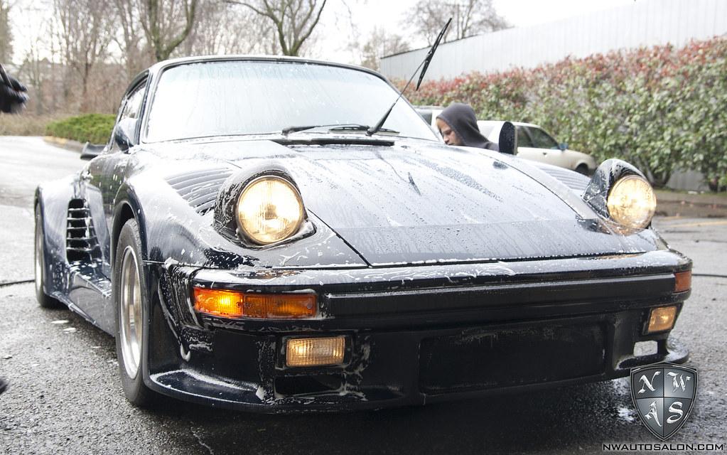NorthWest Auto Salon Of Seattle Does Auto Detailing On Porsche - Porsche repair seattle